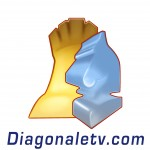 logo diagonaleTV